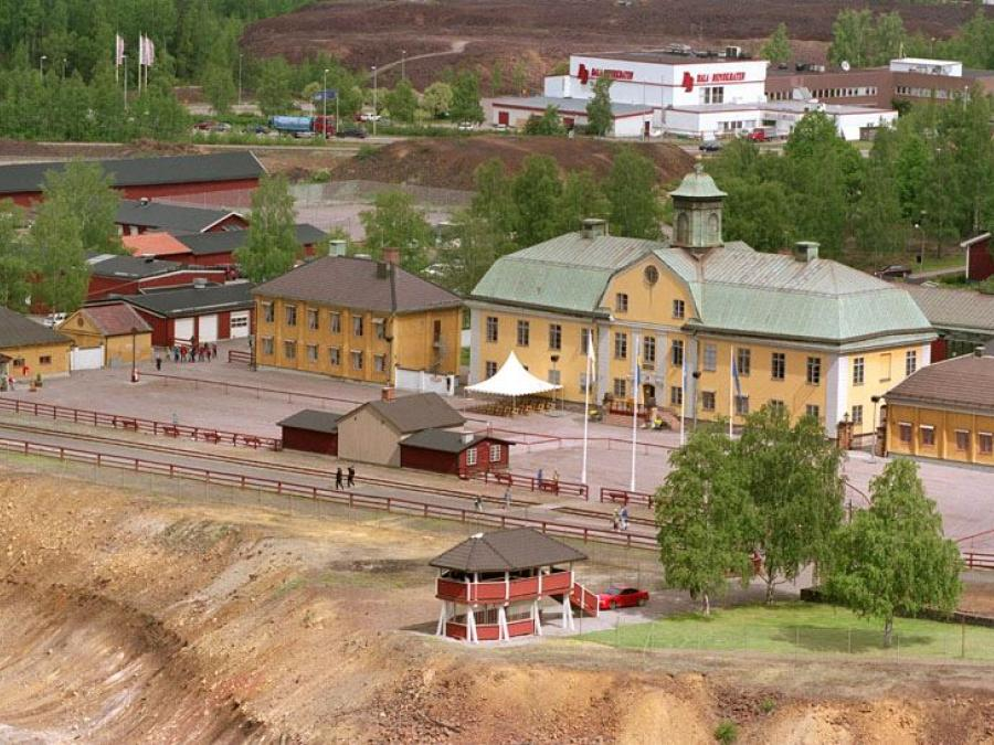 World Heritage Falun Visit Dalarna